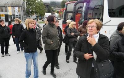 Fotografije iz izleta v Idrijo in v okolico že na našem spletu!